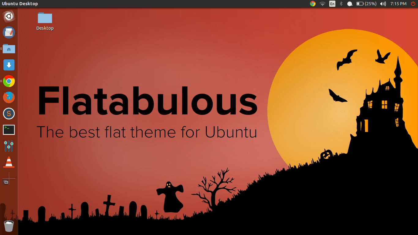 Flatabulous Theme and Icons
