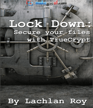 Free Ebook - TrueCrypt Encryption Software