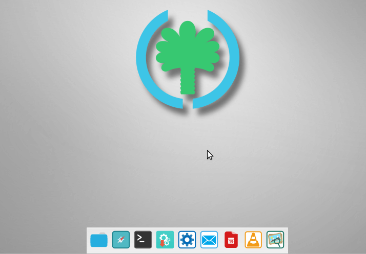 Desktop Application Launcher