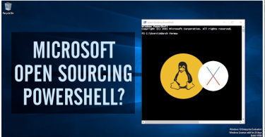 Microsoft Appears To Be Open Sourcing Windows PowerShell