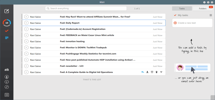 Desktop Email Client for Microsoft Office and Hotmail