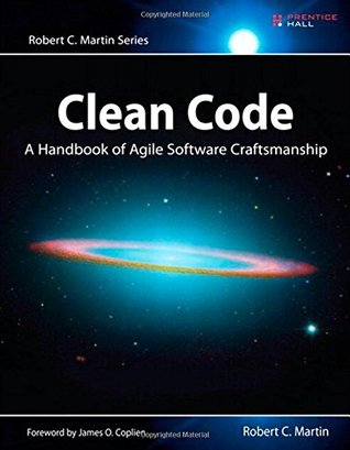 Clean Code by Robert Cecil Martin