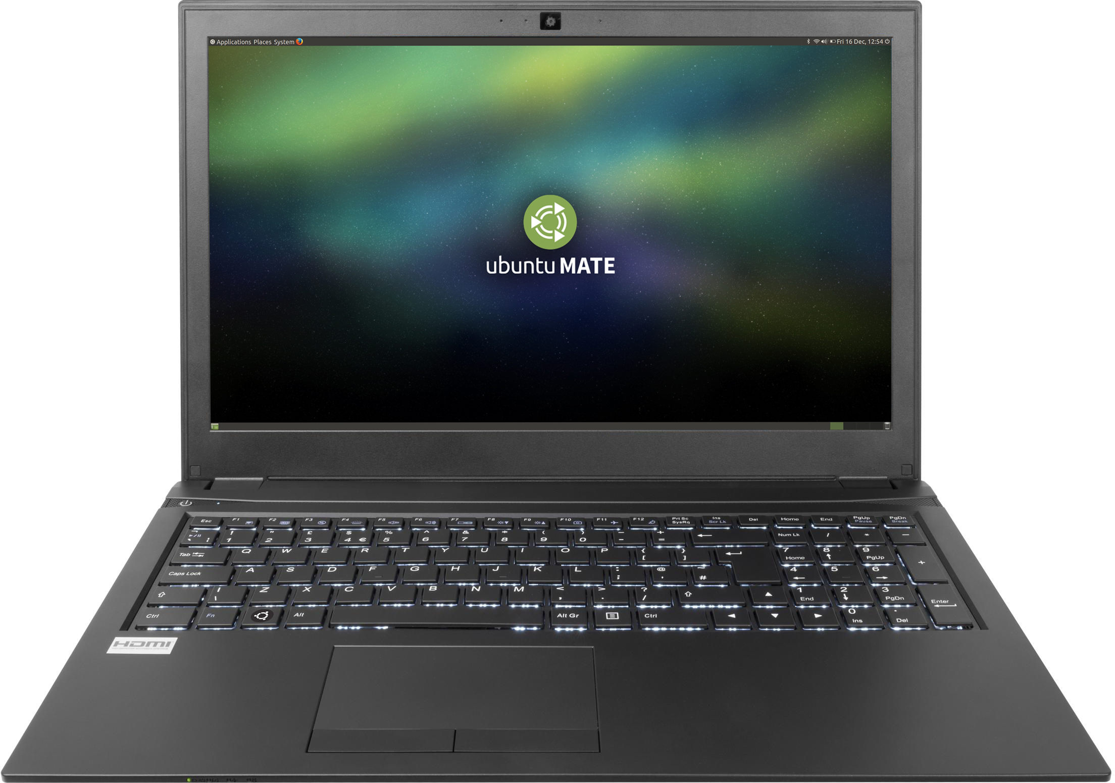 Entreoware Aether Laptop with MATE
