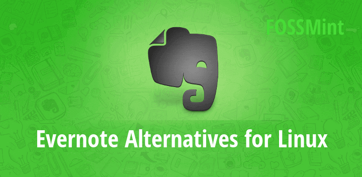 Evernote Alternatives for Linux