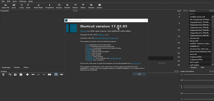 Shotcut Video Editor Featured Image