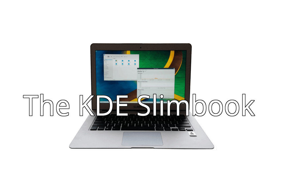 The KDE Slimbook