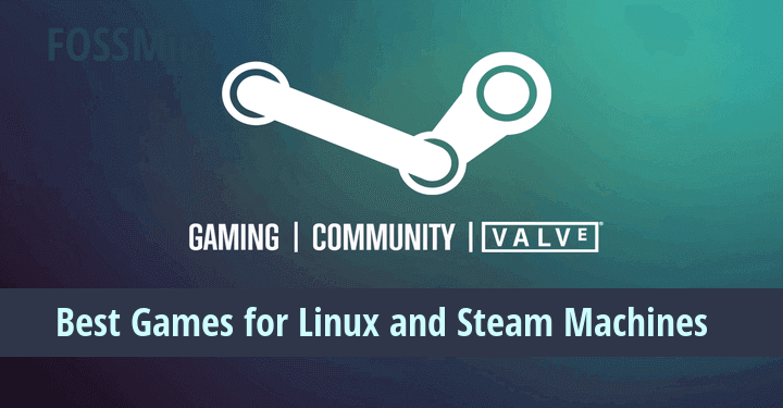 Best Steam Games for Linux