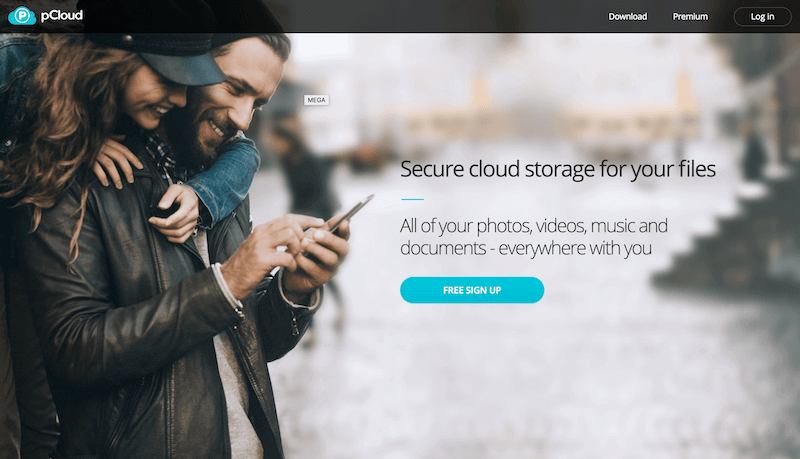 pCloud Cloud Storage