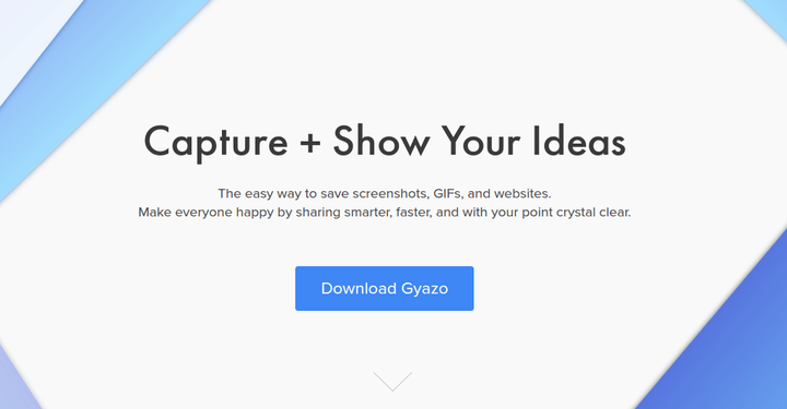 Gyazo - Capture Screenshots, GIFs and Save Websites
