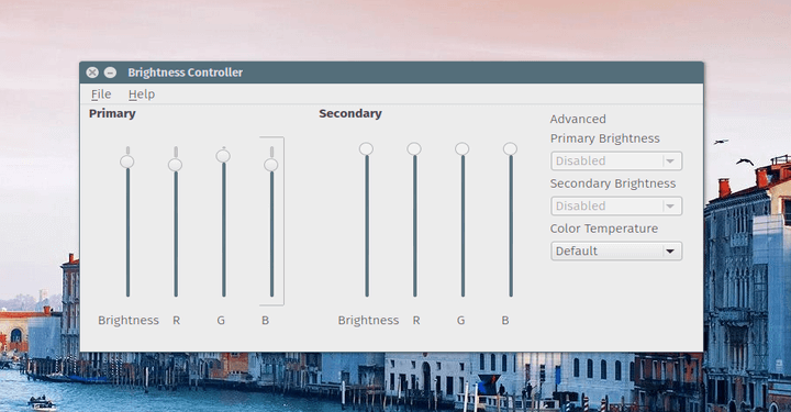 Brightness Controller - Take Complete Control of Your Monitor's