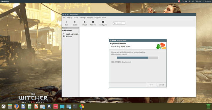 PlayonLinux to Run Windows Games on Linux