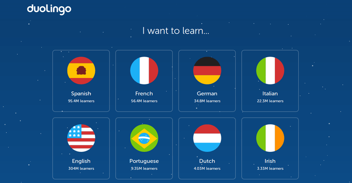 Duolingo Learn New Languages for Free