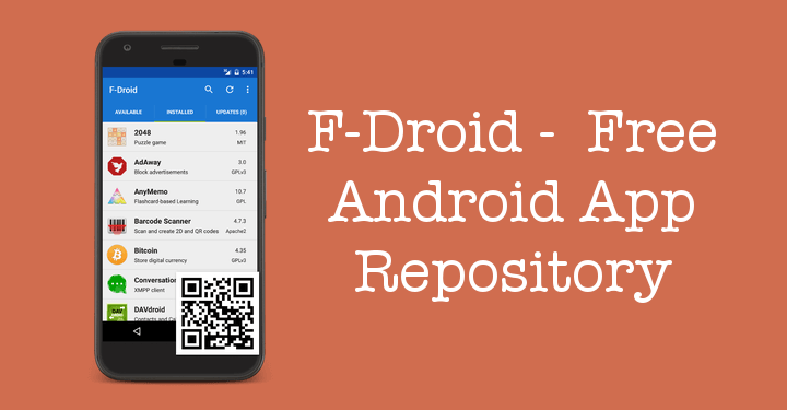 F-Droid – Free Android App Story
