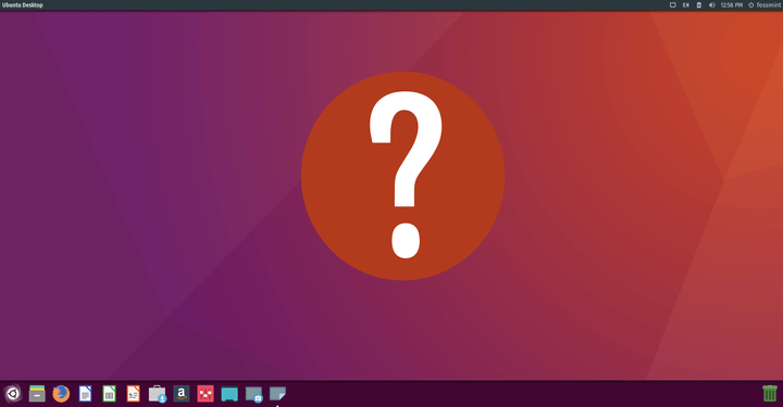 Ubuntu 18.04 Default Apps