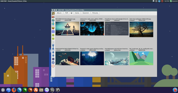 Fotoxx Linux Photo Editor