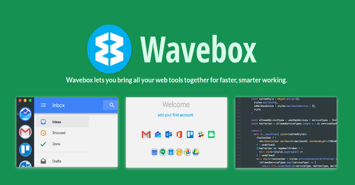 Wavebox Desktop Email Client
