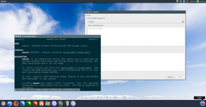Create Bootable Windows USB from Linux
