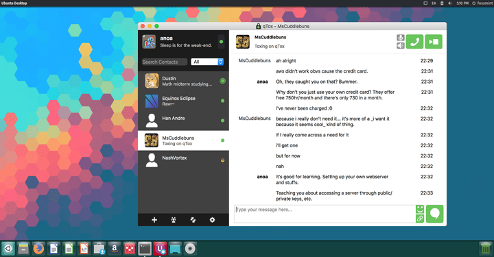 instant messenger | FOSSMint: Everything About Linux and FOSS
