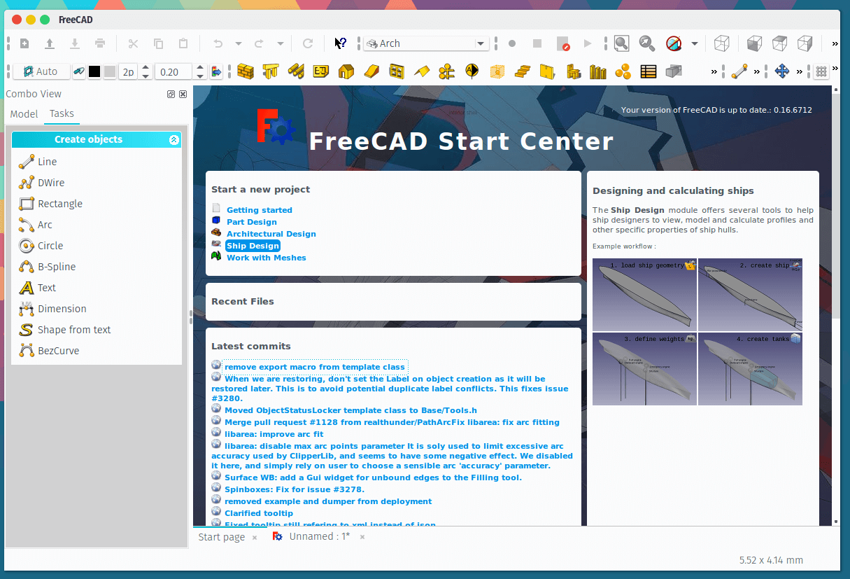 FreeCAD 3D Software