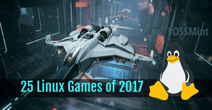 Linux Games of 2017