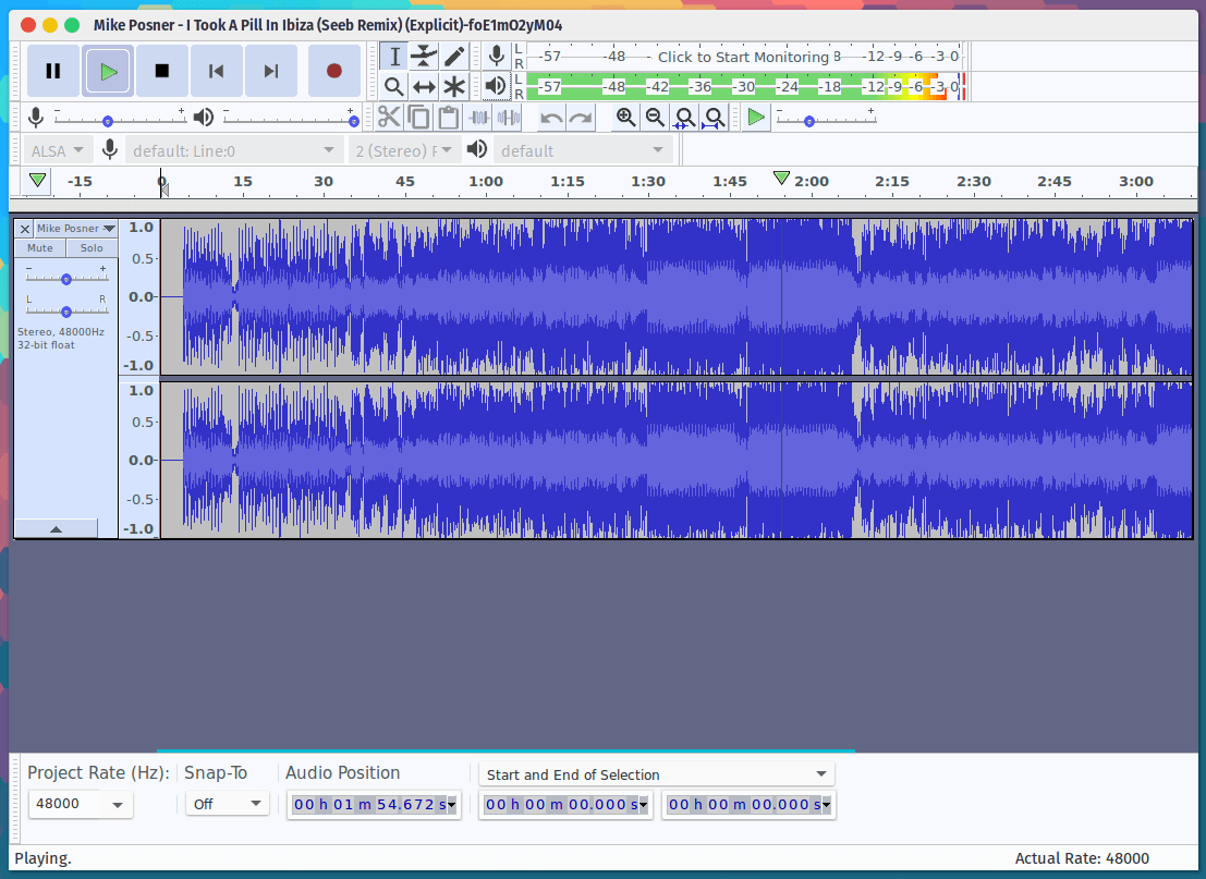 Audacity Audio Recording and Editing Software