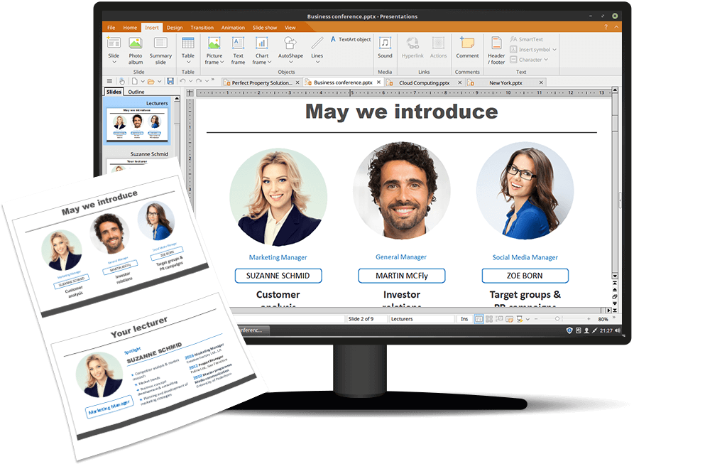 Freeoffice 2016 An Efficient Alternative To Microsoft Office