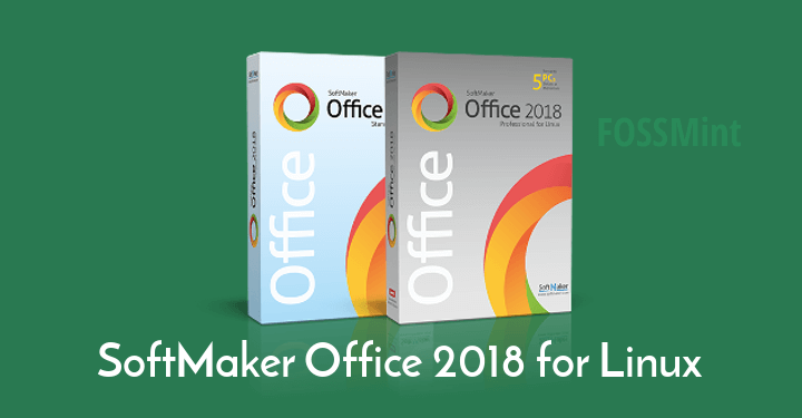 SoftMaker Office 2018 for Linux