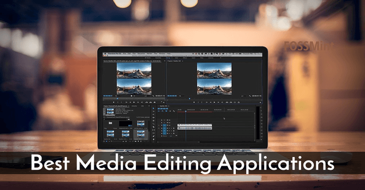 Best Media Editing Applications for Linux