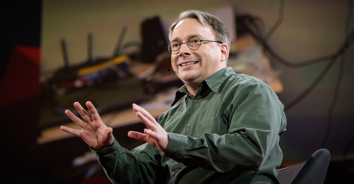 Which Linux Does Linus Torvalds Use