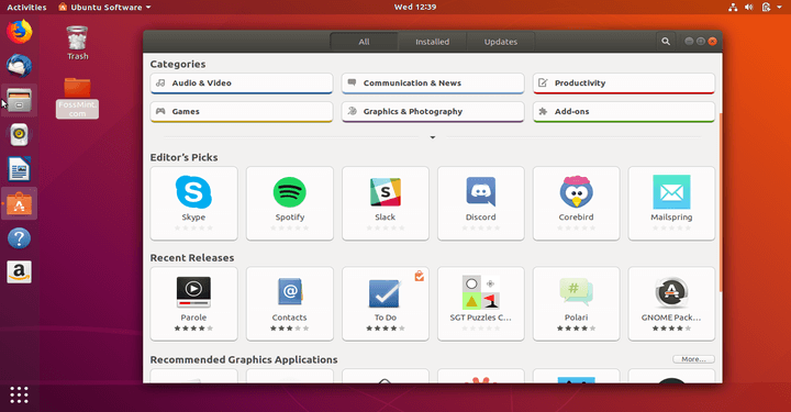 How to Install Software Using GNOME Software