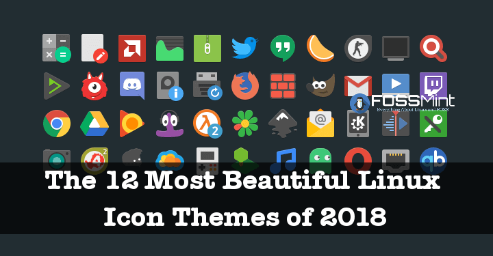 Best Linux Icon Themes