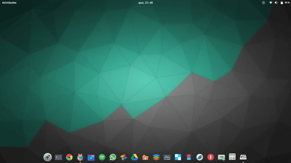 Minimal Conception Theme for Ubuntu