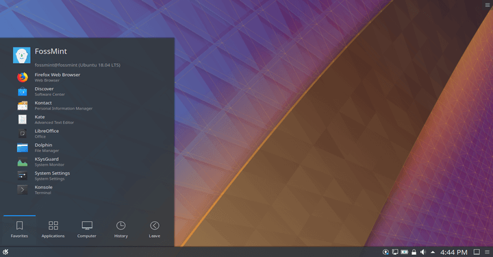 How to Install Latest KDE Plasma on Ubuntu 18 04