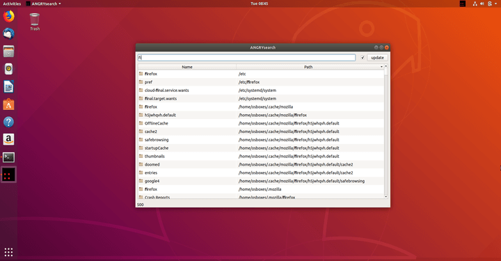 6 Most Awesome Quick File Searching Tools for Linux Desktop