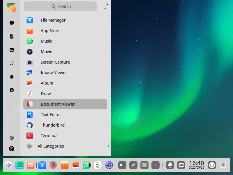 Deepin Default Apps