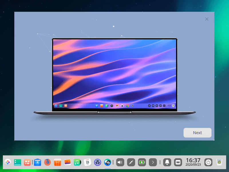 Deepin Intro Video