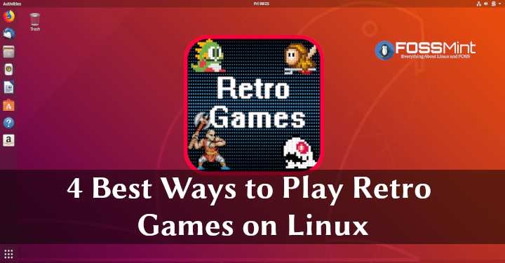 Play Old Video Games on Linux