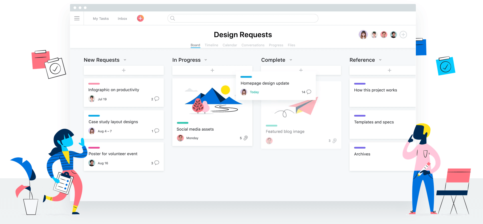 Asana - Project Management Tool