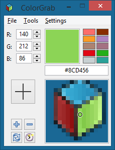 ColorGrab - Color Picker