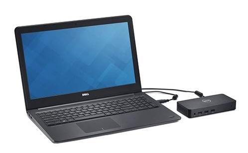 Dell USB 3.0 Ultra HD/4K Triple Display Docking Station