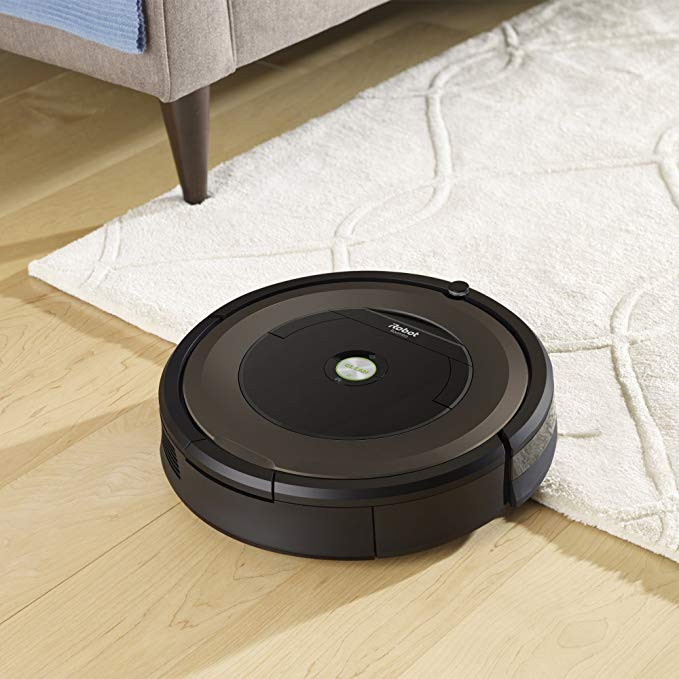 Robot Vacuum Cleaner with Wi-Fi