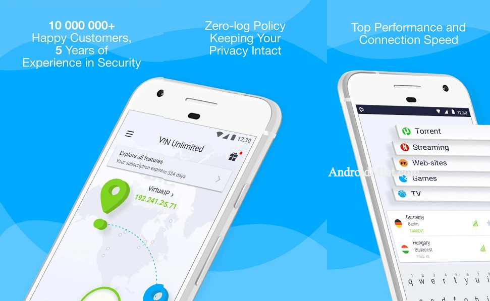 KeepSolid VPN Unlimited