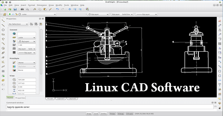 Best CAD Software for Linux