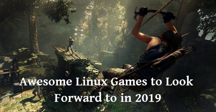 Upcoming Linux Games in 2019