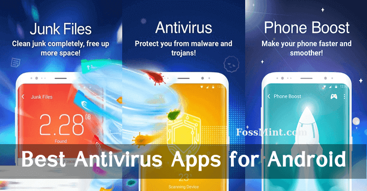 5 Antivirus for Android Devices That You Should Have in 2019
