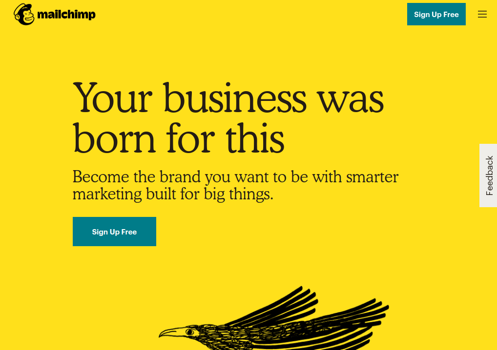 MailChimp - Marketing Automation Platform