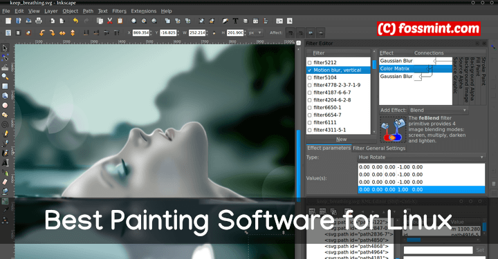 Best Paint Software for Linux