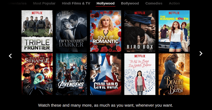 Best Sites to Watch Movies and TV Shows