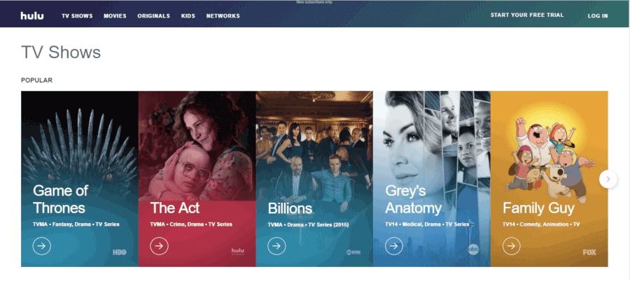 15 Best Sites to Watch Movies and TV Shows Online in 2019