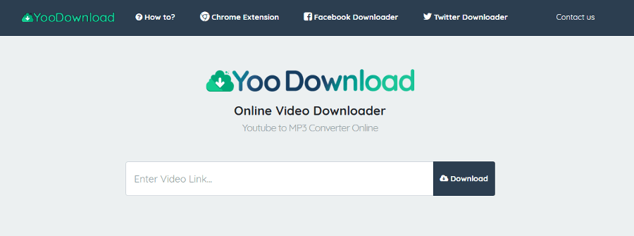 chrome extension download video mp4